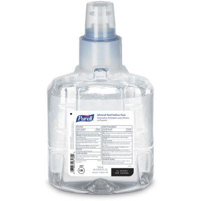 Hand Sanitizer Foam Refill - Case of 2 Cartridges
